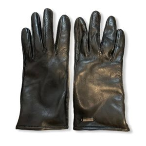 Genuine Leather Nine West Gloves